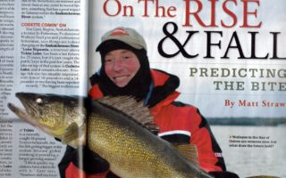In-Fishermen article about Bay of Quinte Walleye