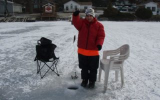 Photos from our 3rd Annual Ice Fishing Derby