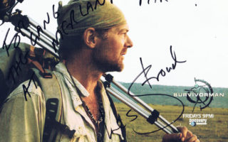 Surviorman at Merland Park