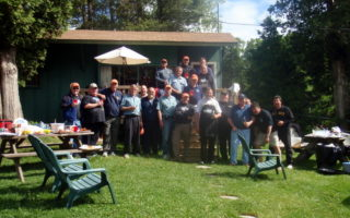 East Hamilton Anglers Club Comes to Merland Park for their 9th Year in a Row