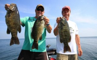Two Great Days of Fishing with Pro Bass Angler Derek Strub