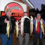 october catch with Mike & Al2