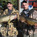 Ron & Brandon White & their Fall catch