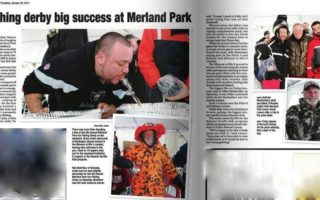 5th Annual Ice Fishing Derby Media Coverage
