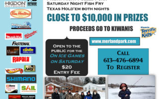 Excitement for the 7th Annual Ice Fishing Derby is Building
