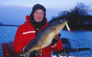 Merland Park featured on Northern Ontario Travel as the place for Monster Walleye