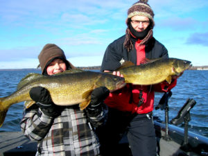Big Walleyes