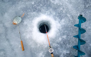 Picton Gazette Writes About the 9th Annual Ice-Fishing Derby