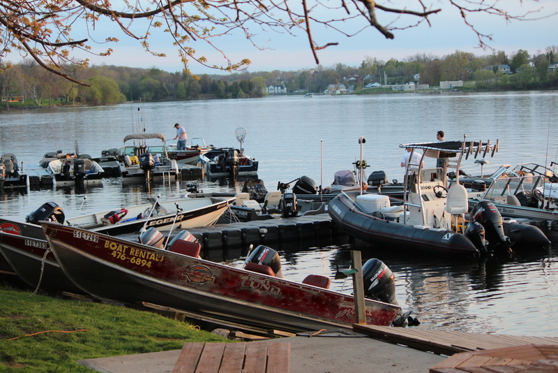 Great Turnout for the May Opener – Kiwanis Walleye World Fishing Derby