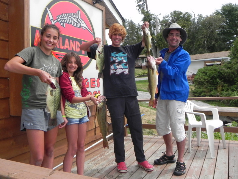 2012 Summer Fishing Charters A Huge Success!