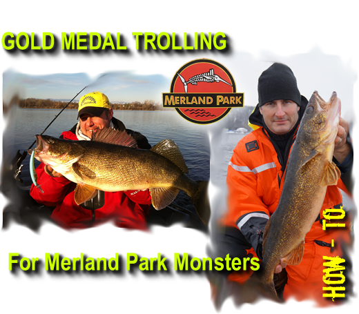 Gold Medal Trolling for Merland Park Monsters
