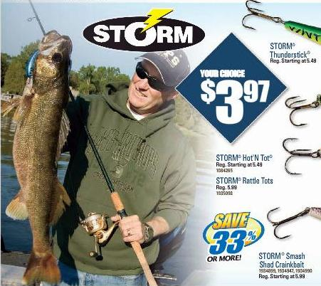 Merland Park Fish in Bass Pro Spring Magazine