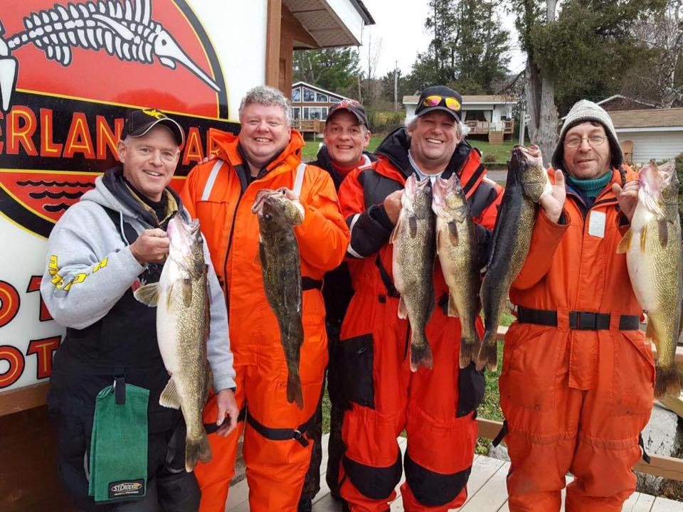 Bay of Quinte Fall Fishing 2016