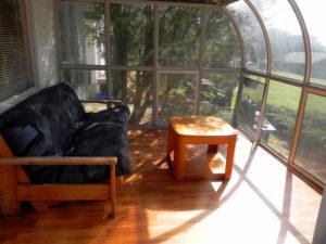 Sunroom (interior)