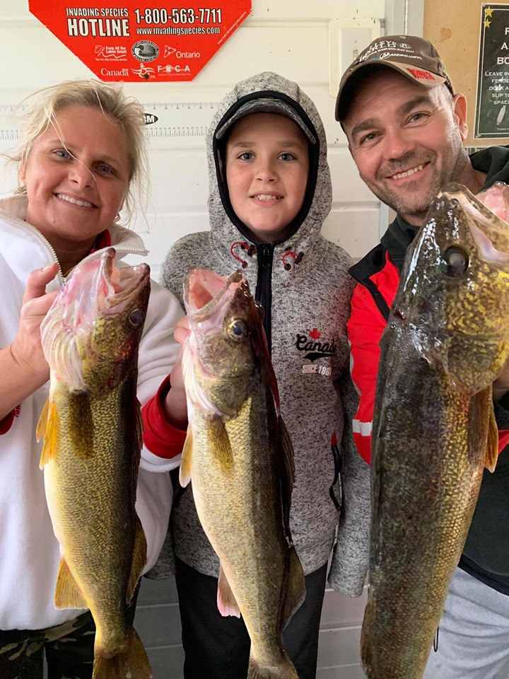 Fabulous Fall Fishing 2019